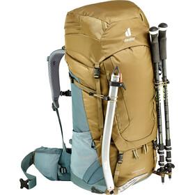 deuter Aircontact 55 + 10 Backpack clay/teal